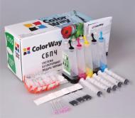 СНПЧ ColorWay IP3600CC-0.0 Canon (PIXMA: MP540/MP550/MP560/MP620/ MP630/MP640/MX860/MX870/IP3600)