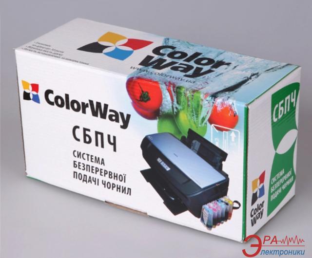 СНПЧ ColorWay R800CC-0.0 Epson (Stylus Photo: R800/R1800)