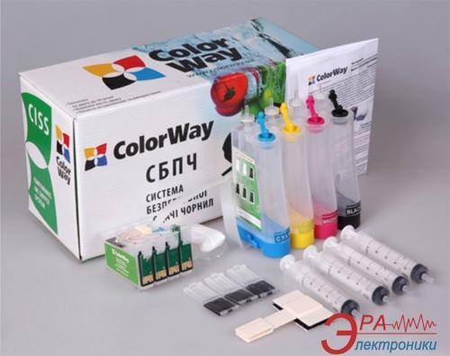 СНПЧ ColorWay (CX7300CC-4.1) Epson (Stylus CX4900/CX5900 /CX6900/CX7300 /CX8300/CX9300)