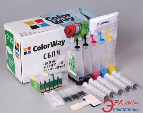 СНПЧ ColorWay (T1100CC-5.5) Epson (Stylus Office T30/TX510/T1100)