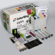 СНПЧ ColorWay (H121CN-4.5NC) HP (DeskJet 1000 /1050/ 2000 /2050/3000 /3050/D1600ser / D1660 /D1663/D1668/ D2500ser/ D2530/D2545 / D2)