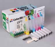 СНПЧ ColorWay (P50CC-6.5) Epson (Stylus Photo P50 / R265 / R285 / R360 / RX560 / RX585 / RX595 / PX650 / PX660 / PX685)