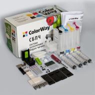СНПЧ ColorWay (H121CN-4.1NC) HP (DeskJet 1000/1050/2000/2050 /3000 /3050 / D1600ser /D1660 /D1663 /D1668 /D2500ser / D2530/ D2545 /D)