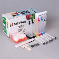 СНПЧ ColorWay (IP4200CN-5.5) Canon (IP-4200/4300/4500/5200)