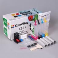 СНПЧ ColorWay (IP1600CN-4.1NC) Canon (FAX JX200 / JX210 / JX500 / JX510 PIXMA MP140 / MP150 / MP160 / MP170 / MP180 / MP190 / MP210 / MP2)
