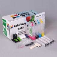 СНПЧ ColorWay (MP240CN-0.0PAG) Canon (PIXMA MP240 / MP250 / MP252 / MP260 / MP270 / MP272 / MP280 / MP282 / MX320 / MX330 / MX340 / MX350)