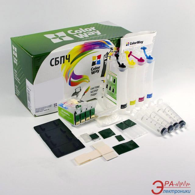 СНПЧ ColorWay (XP103CC-0.0) Epson (Expression Home XP103 / XP203 / XP207 / XP303 / XP306 / XP33 / XP406)
