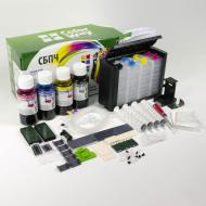 СНПЧ ColorWay (H650CN-4.5NC) HP (DeskJet 1000/ 1015/ 1050/ 1510/ 1515/ 2000/ 2050/ 2050A/ 2545/ 3000/ 3050/ D1600ser/ D1660/ D1663)