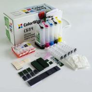 СНПЧ ColorWay (IP4840CC-5.1) Canon (PIXMA IP4840/ IP4940/ MG5240/ MG5340/ MX714/ MX894)