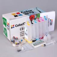 СНПЧ ColorWay (T50CC-0.0K) Epson (Stylus Photo R270/ R290/ R295/ R390/ RX590/ RX610/ RX615/ T50/ T59/ TX650/ TX659)