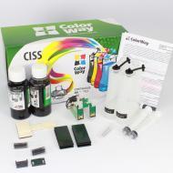 СНПЧ ColorWay (K101CC-0.0) Epson (K101/ K201/ K301)