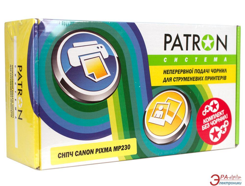 СНПЧ Patron (CISS-PNEC-CAN-MP230) Canon (Pixma MP230)