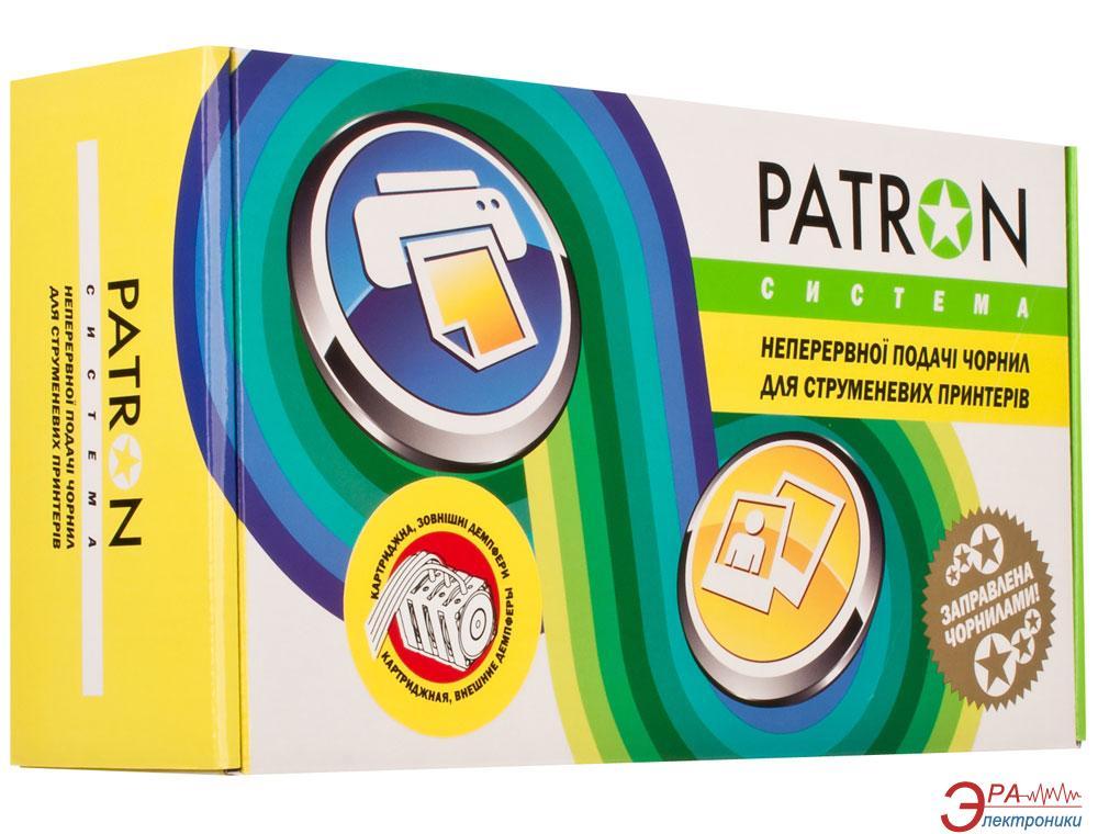 СНПЧ Patron (CISS-PN-C-HP-ADV2515) HP DJ Ink Advantage 2515/3515