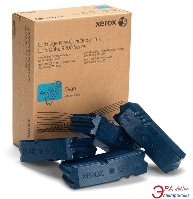 Брикеты твердочернильные Xerox CQ92xx (108R00837) Cyan
