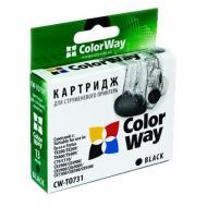 Совместимый картридж ColorWay CW-T0731 Stylus: C79 / C110 / TX200 / TX209 / TX210 / TX219 / TX400 / TX409 / TX410 / TX419 / TX550W / CX3900 Black