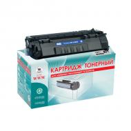 Совместимый картридж WWM LC27N (HP LaserJet M2727 MFP / P2014 / P2015 / P2015d / P2015dn / P2015n / P2015x) Black
