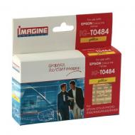 ����������� �������� Imagine Graphics IG-T0484 Epson Stylus Photo R200/R300/R300M/R320/RX500 RX600/RX620 Yellow