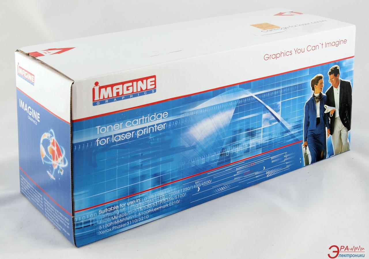 Совместимый картридж Imagine Graphics SS CLP300-Y Samsung CLP-300/CLP-300N/CLX-2160/CLX-3160 Yellow