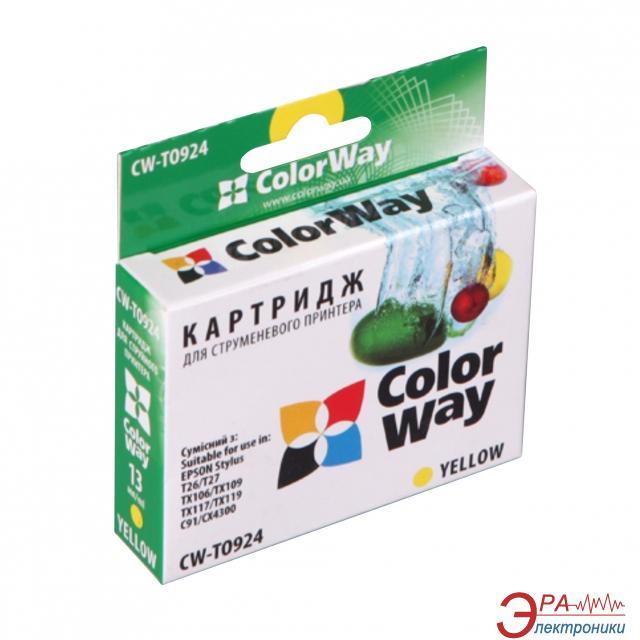 Совместимый картридж ColorWay CW-X120N (WorkCentre PE120) Black