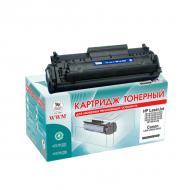 Совместимый картридж WWM LC21N (Canon LBP 2900 / 3000, HP LaserJet 1010 / 1012 / 1015 / 1018 / 1020 / 1022 / 3020 / 3030 / P3015) Black