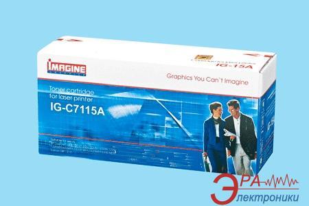 Совместимый картридж Imagine Graphics IG-15A/Ep25 HP LJ1000W/1005W/1200/1200A/1200N/ 1220/3300 Black