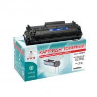 Совместимый картридж WWM LC26N (Canon Fax- L100 / L120, i-Sensys MF-4018 / MF-4118 / MF-4120 / MF-4140 / MF-4150 / MF-4320D / MF-4330 / MF-4340D / MF-4350 / MF-4380 / MF-4660PL) Black