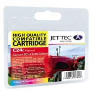 Совместимый картридж JetTec 110C002413 CANON i250 / i320 / i350 / i450 / i455 / i470D / i475D / S200 / S200X / S300 / S330Photo,   BJC 2000 Black