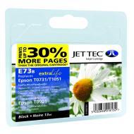 ����������� �������� JetTec E73B EPSON Stylus C79/CX3900/TX200/TX209/TX400 Black
