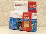 Совместимый картридж Imagine Graphics IG-T0472 Epson Stylus C63/C65/C83/C85/CX3500/CX450 /CX6300/CX6500 Cyan