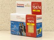 Совместимый картридж Imagine Graphics IG-T0474 Epson Stylus C63/C65/C83/C85/CX3500/CX450 /CX6300/CX6500 Yellow