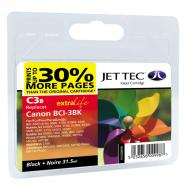 Совместимый картридж JetTec 110C000301 CANON S400 / S450 / S4500 / S500 / S520 / S530D / S600 / S630 / S6300 / S750,   BJC 3000 / 6000 / 61 Black