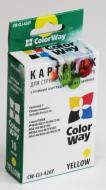 ����������� �������� ColorWay CW-CLI-426Y (PIXMA MX884/IP4840/ MG5140/MG5240/ MG6140/IX6540/MG8140 /IP4940/MG5340/ MG6240/MG8240) Yellow