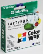 Совместимый картридж ColorWay CW-EP-T1282 (Stylus S22/SX125 /SX420/SX425/ SX130 Stylus Office BX305/BX320 Stylus SX230/ SX235W/SX430W /SX435W/ Cyan