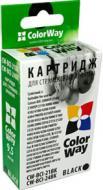 Совместимый картридж ColorWay CW-BCI-21/24Black (BJ S200/i250/S300/i320/ S330/i350/i450/i455/i470/i475 BJC 2000/2100/4000 /4100/4200 /4300/4400/4550 Black