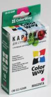 ����������� �������� ColorWay CW-CLI-426M (PIXMA MX884/IP4840 /MG5140/MG5240/ MG6140/IX6540/ MG8140/IP4940/ MG5340/MG6240/MG8240) Magenta