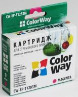 Совместимый картридж ColorWay CW-EP-T1283 (Stylus SX420/SX425/ SX130 Stylus Office BX305/BX320 Stylus SX230/SX235W /SX430W/SX435W/ SX440W/SX44 Magenta