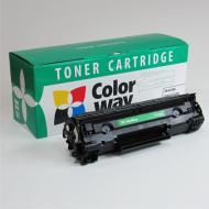 Совместимый картридж ColorWay CW-H278M (Canon FAX: L150, L170 / LBP: 6200 / MF: 4410, 4430, 4450, 4550, 4570, 4580, 4730, 4750, 4780, 4870, 4890 / HP LaserJet:P1536, P1560, P1566, P1606) Black