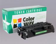 Картридж ColorWay CW-C719M (LaserJet P2035/ P2055/ P2050 LBP 6300/ 6650/ 6670 MF 5840/ 5880/ 5940 LBP 6680) Black