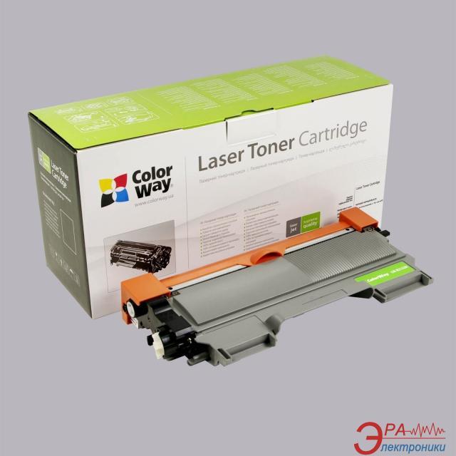 Совместимый картридж ColorWay CW-B2132M (HL 2132R/ DCP 7057) Black