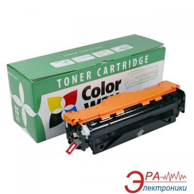 Совместимый картридж ColorWay CW-H412YM (Color LaserJet: M351, M357, M375, M451, M475) Yellow