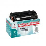 Совместимый картридж WWM LC34N (Canon MF5580dn/ MF5840dn/ LBP-6300dn/ LBP-6310DN/ LBP-6650dn/ LBP-6670DN/ LBP-6680x/ MF-5940DN/ MF-5980DW HP LaserJet P2035/ P2035n/ P2055/ P2055d/ P2055dn) Black