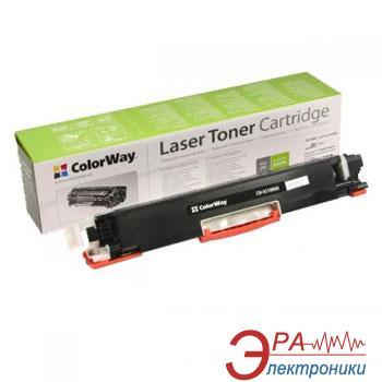 Совместимый картридж ColorWay CW-H311CM (HP Color LaserJet: CP1020, CP1025, M175, M275, Canon LBP: 7010, 7018) Cyan