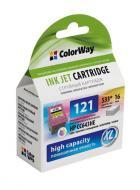 Совместимый картридж ColorWay CW-H121XLC (CC644HE/ HP DJ D2563/F4283) (C, M, Y)