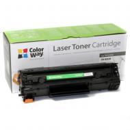 ����������� �������� ColorWay (CW-H283M) HP LJ Pro M125nw/M127fn/M127fw (CF283A) Black
