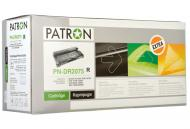 ����������� �������� Patron DR-2075 (PN-DR2075R)(CT-BRO-DR-2075-PN-R) (HL-2030/ 2040/ 2070N, DCP-7010R/ 7025R, FAX-2825R/ 2920R, MFC-7420R/ 7820NR) Black