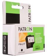 Совместимый картридж Patron 10N0217 (PN-L17)(CI-LEX-0217-B-PN) (X1150 / X1180 / X1190 / X75 / CJP Z13 / CJP Z23 / CJP Z25 / CJP Z33 / CJP Z35 / CJP Z515 / CJP Z605 / CJP Z612 / Z602 / Z615) Black