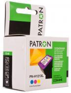 ����������� �������� Patron CC644HE (PN-H121XL)(CI-HP-CC644HE-C-PN) (Deskjet D1663/ 2530/ 2560/ 2563/ 2663/ 5560/ 5563, F2423/ 2480/ 2483/ 2493/ 4200/ 4224/ 4275/ 4280/ 4283/ 4400) (C, M, Y)