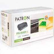 Совместимый картридж Patron CE505X (PN-05XR)(CT-HP-CE505X-PN-R) (LaserJet P2055) Black