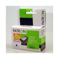 ����������� �������� Patron C9362HE (PN-H132)(CI-HP-C9362HE-B-PN) (Deskjet 5443/ D4163, Officejet 6313, Photosmart 2573/ C3183/ D5163, PSC 1513/ 1513s) Black