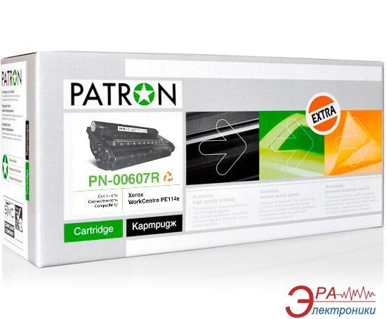 Совместимый картридж Patron 013R00607 (PN-00607R)(CT-XER-013R00607-PNR) (WorkCentre PE114e) Black